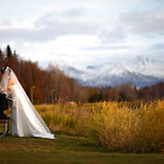 Anchorage Wedding: Amelia & Jason Around Anchorage by Joe Connolly