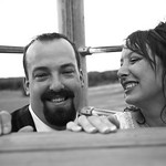 Anchorage Wedding: Amy & Travis at Kincaid Park Chalet by Joe Connolly