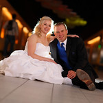 Anchorage Wedding: Laura & Sean at the Bill Sheffield Railroad Depot by Philip Casey