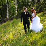 Anchorage Wedding: Chiep & Patrick at Hilltop Ski Chalet by Ralph Kristopher