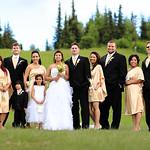 Anchorage Wedding: Chiep & Patrick at Hilltop Ski Chalet by Josh Martinez