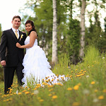Anchorage Wedding: Chiep & Patrick at Hilltop Ski Chalet by Josh Martinez
