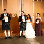 Anchorage Wedding: Leah & Robert at the Anchorage Museum by Joe Connolly