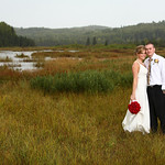 Anchorage Wedding: Lindsay & Ryan at the Elmendorf Chalet by Joe Connolly