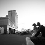 Anchorage Wedding: Around Downtown Anchorage by Joe Connolly