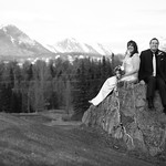 Anchorage Wedding: Melanie & Don at O'Malley's On the Green by Joe Connolly