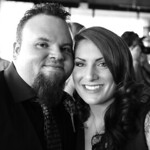 Anchorage Wedding: Signe & Marco at Table 6 Restaurant by Joe Connolly