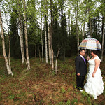 Anchorage Wedding: Stacey & Charles at the  Campbell Tract by Heather Thamm