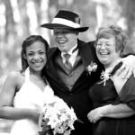 Anchorage Wedding: Kizzy & David at the Alaska Botanical Gardens by Joe Connolly