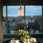 Anchorage Wedding: Jeri & Patrick at a Midtown Office Building by Joe Connolly