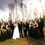 Anchorage Wedding: Stephanie & Kevin Around Anchorage by Joe Connolly