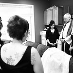 Anchorage Wedding: Stephanie & Kevin at Amazing Grace Lutheran Church by Joe Connolly