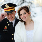 Anchorage Wedding: Gabriella & Dan at St. Patricks by Josh Martinez