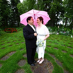 Anchorage Wedding: Brooke & Loren at the Alaska Native Heritage Center