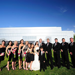 Anchorage Wedding: Trenitie and Rob at the Anchorage Museum by Chris Beck