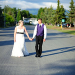 Anchorage Wedding: Molly & Kyle at the Anchorage Senior Center by Chris Beck