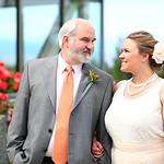 Anchorage Wedding: Gretchen & DJ at Kincaid by Josh Martinez