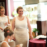 Anchorage Wedding: Gretchen & DJ at Chez Ritz by Josh Martinez
