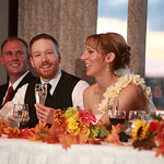 Anchorage Wedding: Chantal & Kevin at the Millenium Hotel by Dan Anderson