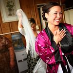 Anchorage Wedding: Lisa & Derek at Bayshore Clubhouse by Karen Hilton
