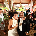 Big Lake Wedding: Caitlin & Travis at Sunset View Resort by Joe Connolly