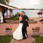 Big Lake Wedding: Jessica and Doug at Sunset View Resort by Dan Anderson