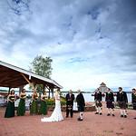 Big Lake Wedding: Catharine & Ben at Sunset View Resort by Josh Martinez