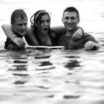 Big Lake Wedding: Alena & Joel at Sunset View Resort by Karen Hilton