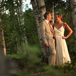 Big Lake Wedding: Katie & Mark at a Private Residence by Philip Casey