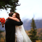 Cooper Landing Wedding: Yvette & Brian at Alaska Heavenly Lodge by Josh Martinez