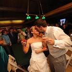 Cooper Landing Wedding: Laura & Charles at Alaska Heavenly Lodge by Josh Martinez