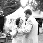 Cooper Landing Wedding: Julia & Simon at Alaska Heavenly Lodge by Joe Connolly