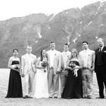 Cooper Landing Wedding: Julia & Simon Around Cooper Landing by Joe Connolly