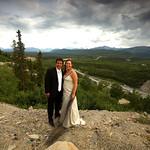 Denali Wedding: Kristin & Trent at Grande Denali Lodge by Joe Connolly
