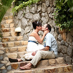 Destination Wedding: Amber & Kevin in Acapulco, Mexico by Joe Connolly