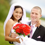 Destination Wedding: Stacy and Chris Around Inuvik, Northwest Territories, Canada by Joe Connolly