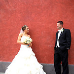 Anchorage Wedding: Mary & Michael at Around Anchorage by Joe Connolly