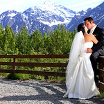 Eagle River Wedding: Hondo & Carla at the Eagle River Nature Center