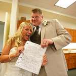 Eagle River Wedding: Cindy & Chris at St. Andrews by Joe Connolly