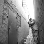 Anchorage Wedding: Cindy & Chris Downtown Anchorage by Joe Connolly
