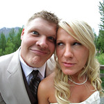 Eagle River Wedding: Cindy & Chris at the Eagle River Nature Center by Joe Connolly