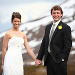 Reka & Dan at Hatcher Pass Lodge by Joe Connolly