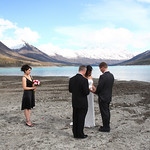 Eklutna Lake Wedding: Weeada & Allan by Joe Connolly