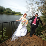 Fairbanks Wedding: Shery & Sean at Pike's Waterfront Lodge by Joe Connolly,