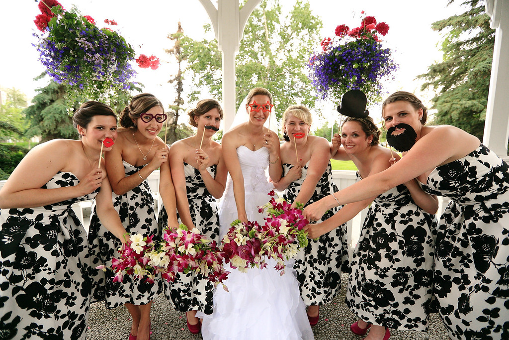 Fairbanks Wedding: Jessica & Ian at Wedgewood Resort | Chugach ...