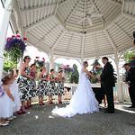 Fairbanks Wedding: Jessica & Ian at the Wedgewood Resort