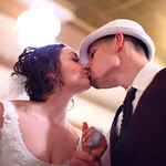 Chena Hot Springs Wedding: Monica & Dustin by Joe Connolly
