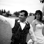 Wedding: Erin & Jason at Pike's Waterfront Lodge by Joe Connolly