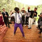Girdwood Wedding: Sarah & Chris at Raven Glacier Lodge by Joe Connolly