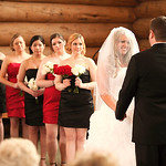 Girdwood Wedding: Alexandra & Gatlynn at Our Lady of the Snows